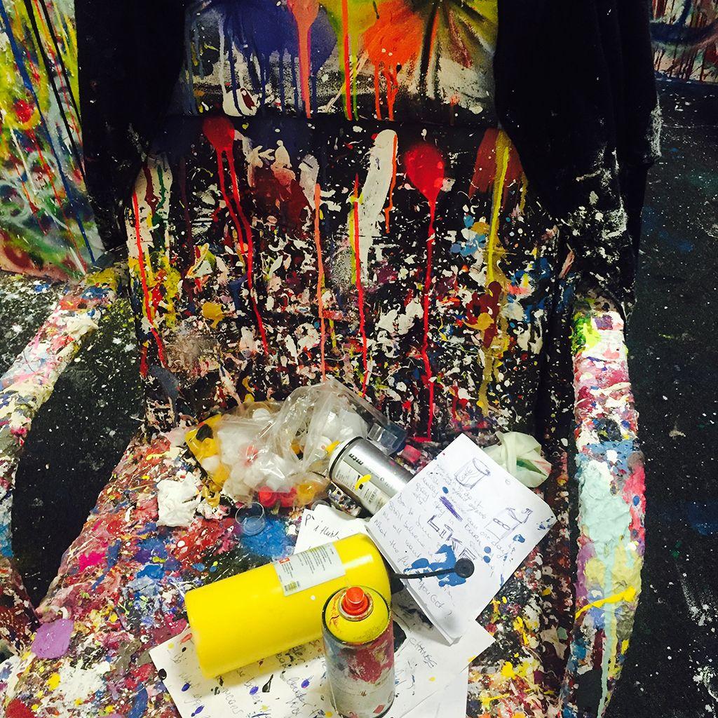 Atelier d borah sportes artiste peintre contemporain - Atelier artiste peintre ...